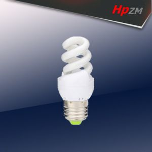 CFL Bulb Light Spiral U Shape Energy Saving Lamp pictures & photos