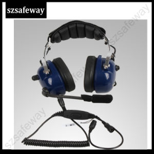 Noise Cancelling Headset for Kenwood Tyt Baofeng Walkie Talkie pictures & photos