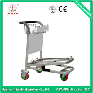 Airport Trolley with Brakes, Airport Baggge Cart (JT-SA01) pictures & photos