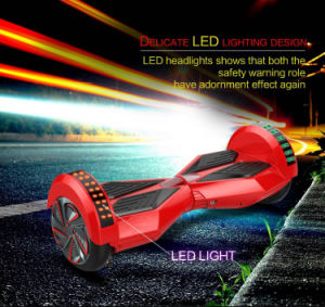 Electric Balance Scooter with Bluetooth 8 Inch Factory pictures & photos