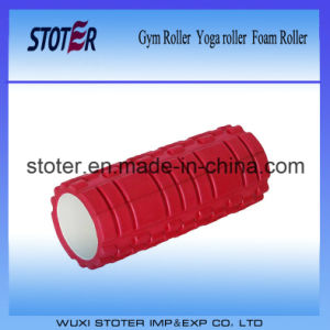 Electric Balance Yoga Roller with ABS Tube