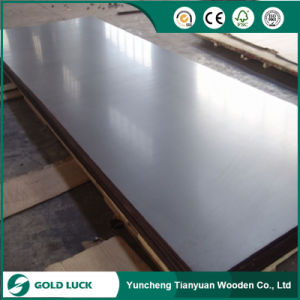 Favorable Price 1220X2440mm Film Faced Plywood for Construction pictures & photos