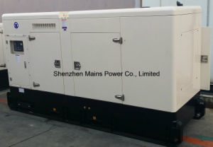 100kVA 80kw Cummins Diesel Generator Super Silent Type Soundproof Canopy pictures & photos