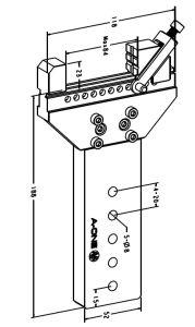 CNC Precision Wire Cut Mechnical Vise pictures & photos