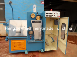 Hxe-24dt Fine Wire Drawing Machine with Annealing pictures & photos