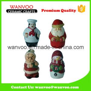 Porcelain Kitchenware Ornament Sauce Bottle Salt and Pepper Bottle pictures & photos