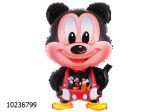 Promotation Item 18 Inch Aluminum Film Balloon Letter & Number Balloon (10236539) pictures & photos