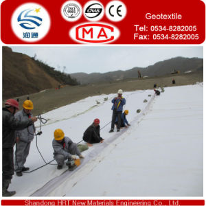 Polyester Filament Geotextile Used for Road Construction pictures & photos