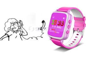 1.44inch Screen Kids Tracking Smart Watch Mobile Phone GPS Child Locator Watch pictures & photos