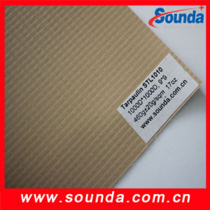 China Factory Price Durable PVC Fabric Tarpaulin for Car Parking Awning pictures & photos