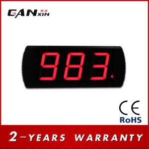 [Ganxin] 4inch Indoor LED Digital Counter with 7 Segment
