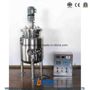 Hygienic Stainless Steel Chemical Bioreactor Tank Biological Fermentation Tank pictures & photos