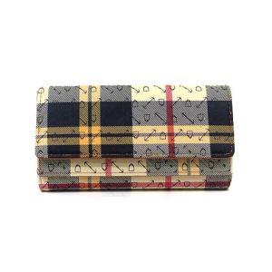 New Designer Hit Color Wallet Leisure Leather Purse Bag (XQ0675) pictures & photos