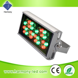 Waterproof IP65 36W RGB Projection LED Flood Light pictures & photos
