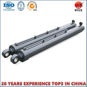 Customized Long Stroke Multi-Stage Double Acting Hydraulic Cylinder pictures & photos