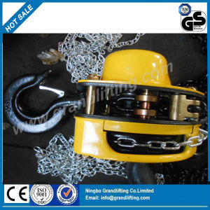 Quality Hand Chain Hoist 100000kg pictures & photos