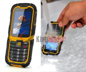 "2.2""Dual-SIM Rugged Waterproof Mobilephone with Ce (W26) pictures & photos"