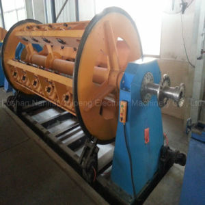 Flat Wire Rigid Frame Stranding Machine pictures & photos