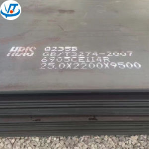 High Strength Structural Steel Plate Hot Rolled Carbon/Ms/Alloy Steel Plate A36 A516 pictures & photos