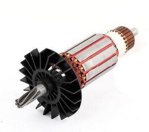 AC 220V Angle Grinder Electric Hammer Armature Stator for Bosch 26
