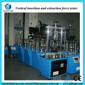 Micro Computer Vertical Type Insertion&Extraction Tester pictures & photos