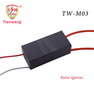 Epoxy Filling DC 11000V 1000mA Microwave Oven Flyback Transformer pictures & photos