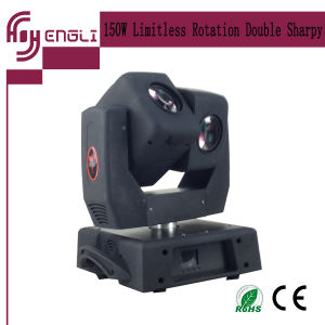 300W Double Sharpy Moving Head for Disco (HL-300BM) pictures & photos