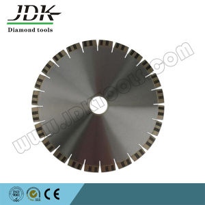 Turbo Segment Diamond Cutting Saw Blade for Granite pictures & photos