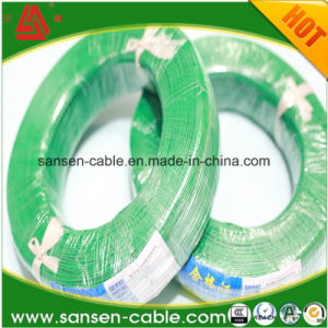 Flexible Copper Conductor H05V-R H05V-K H07V-K H07V-R H03VV-F Building Cable pictures & photos