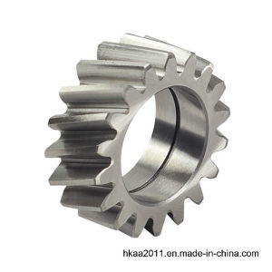 Steel Helical Gear for Printer pictures & photos