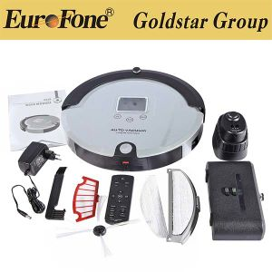 Industrial Smart Robot Vacuum Cleaner with CE CB GS RoHS pictures & photos