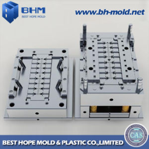 Making High Quality Blood Line Port Plastic Injection Mold pictures & photos