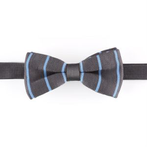 Fashion Polyester Knitted Men′s Bow Tie (YWZJ 36) pictures & photos