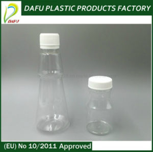 120ml Pet Plastic Clear Bottle for Liquid pictures & photos