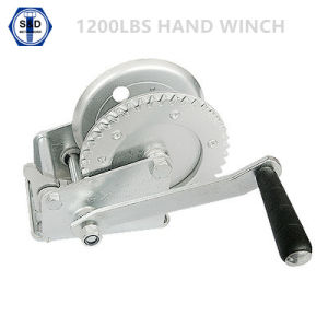 1200lbs Hand Winch Zinc Plated pictures & photos