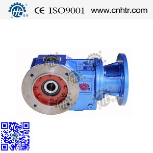 Hft Hkf Output Hollow Flange Helical Bevel Gear Box pictures & photos