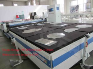 Insulating Glass Machinery Fully Automatic Glass Cutting Processing Line (RGC-CNC) pictures & photos