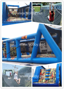Inflatable Zip Line pictures & photos