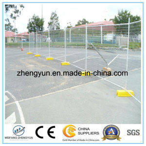Easy Assembly Anti-Rust Galvanized Temporary Fence for Sale pictures & photos