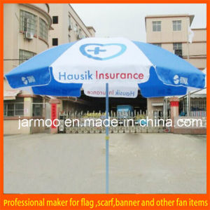 Sun Folding Wind Resistant Beach Umbrella pictures & photos