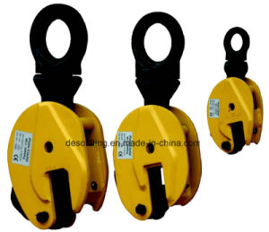 Steel Plate Vertical Lifting Clamp From China Factory pictures & photos