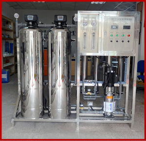 1000L/H Treating Underground Water Reverse Osmosis Water Purification Unit pictures & photos