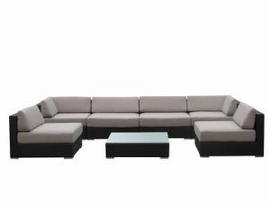 Patio Modular Rattan Sofa