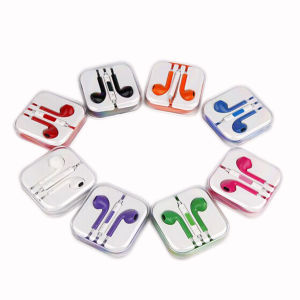 Colorful Earpods for Apple iPhone with Mic and Remote pictures & photos