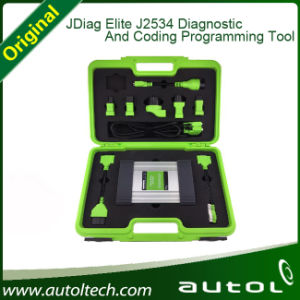 2016 New Jdiag Elite J2534 Diagnostic and Coding Programming Tool Best Tool pictures & photos