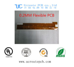Double Side Flex PCB FPC Board with Good Quality pictures & photos