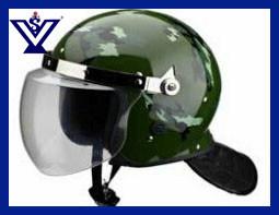 Anti Riot Police Helmet/Anti-Riot Helmet (SYFBK-02) pictures & photos