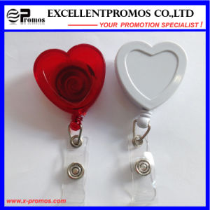 Various Shape Decorative Retractable Badge Holders (EP-B581701) pictures & photos