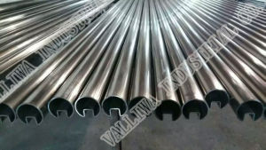 Stainless Steel Channel Pipe pictures & photos