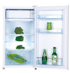 90 Litre Single Door Mini Fridge pictures & photos